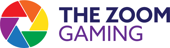 The Zoom Gaming Logo, thezoomgaming.com