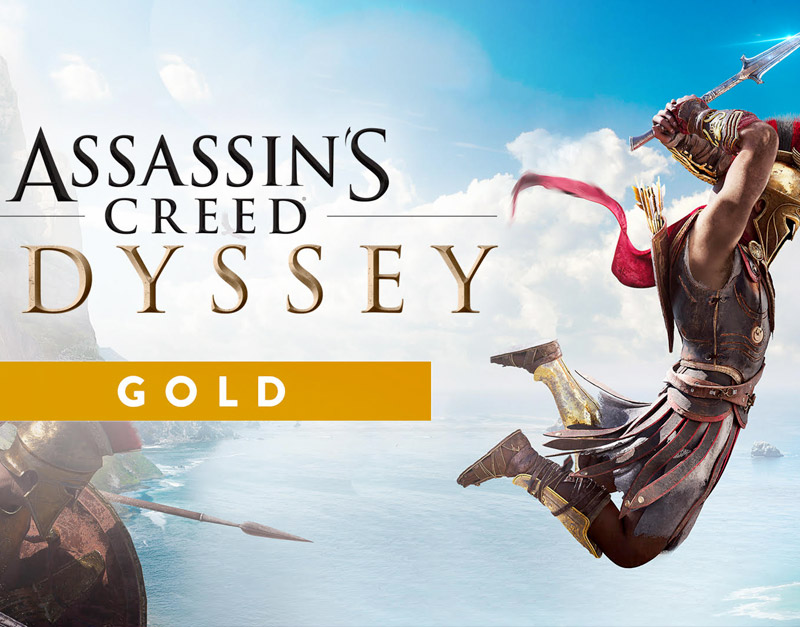 Assassin's Creed Odyssey - Gold Edition (Xbox One), The Zoom Gaming, thezoomgaming.com