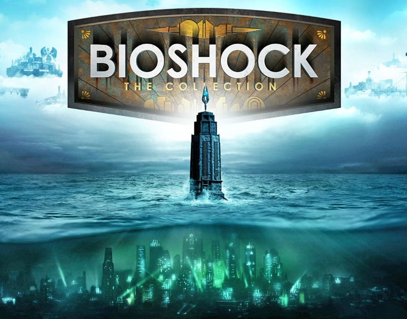 BioShock: The Collection (Xbox One), The Zoom Gaming, thezoomgaming.com