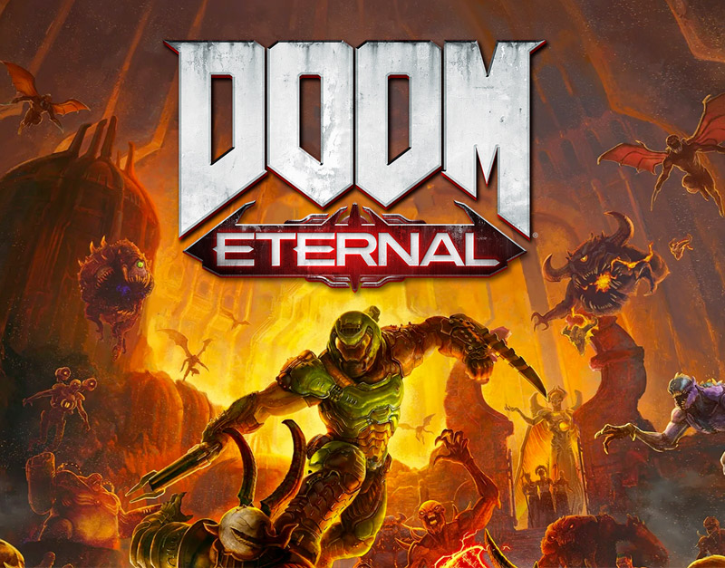 DOOM Eternal Standard Edition (Xbox One), The Zoom Gaming, thezoomgaming.com