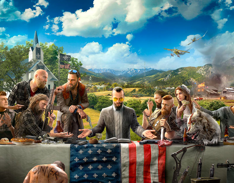 Far Cry 5 - Gold Edition (Xbox One), The Zoom Gaming, thezoomgaming.com