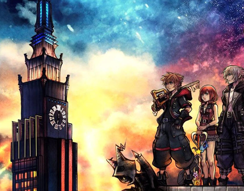 Kingdom Hearts 3 (Xbox One), The Zoom Gaming, thezoomgaming.com