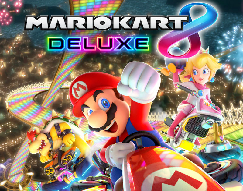 Mario Kart 8 Deluxe (Nintendo), The Zoom Gaming, thezoomgaming.com