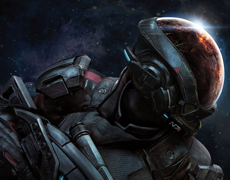 Mass Effect Andromeda - Standard Recruit Edition (Xbox One), The Zoom Gaming, thezoomgaming.com