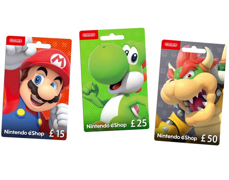 Nintendo eShop Gift Card, The Zoom Gaming, thezoomgaming.com