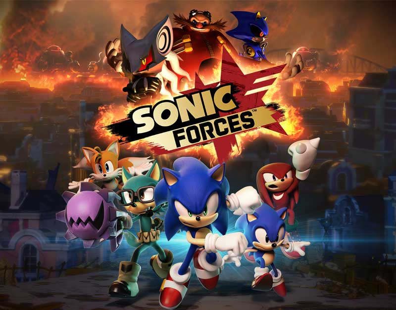 SONIC FORCES™ Digital Standard Edition (Xbox Game EU), The Zoom Gaming, thezoomgaming.com