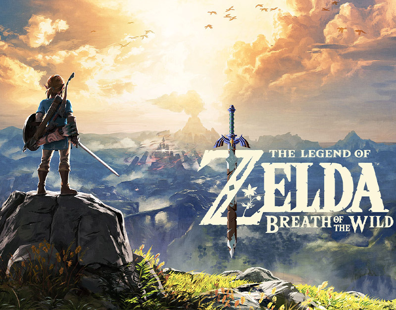 The Legend of Zelda: Breath of the Wild (Nintendo), The Zoom Gaming, thezoomgaming.com