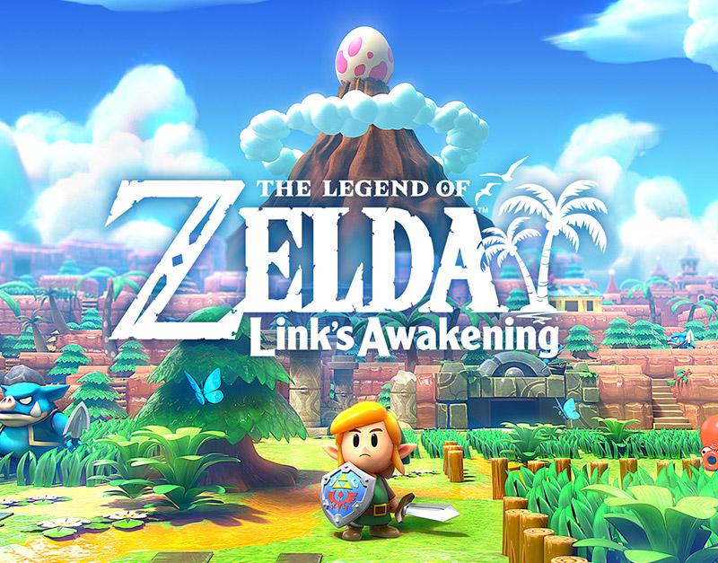 The Legend of Zelda: Link's Awakening (Nintendo), The Zoom Gaming, thezoomgaming.com
