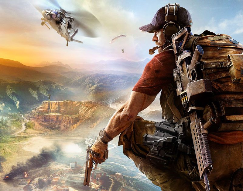 Tom Clancy's Ghost Recon Wildlands - Deluxe Edition (Xbox One), The Zoom Gaming, thezoomgaming.com
