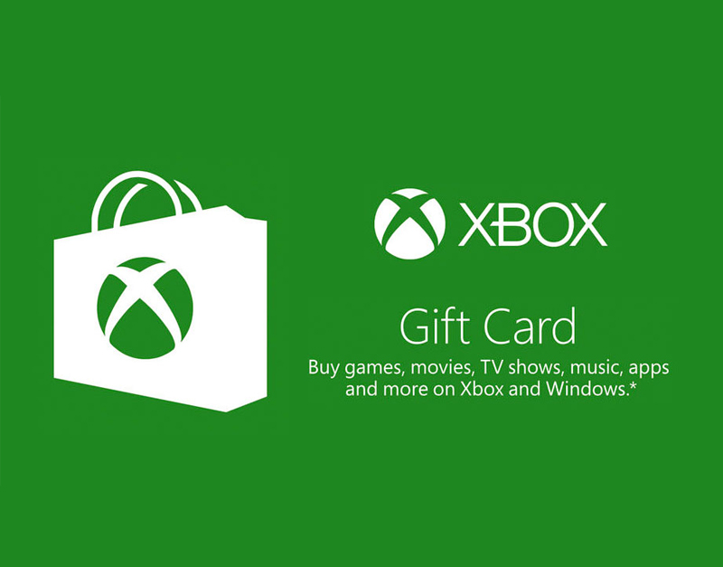 Xbox Live Gift Card, The Zoom Gaming, thezoomgaming.com